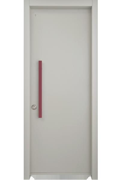 למעלה דלת כניסה בייסיק - דלת פלדלת בייסיק - דלתות רב בריח FM-12