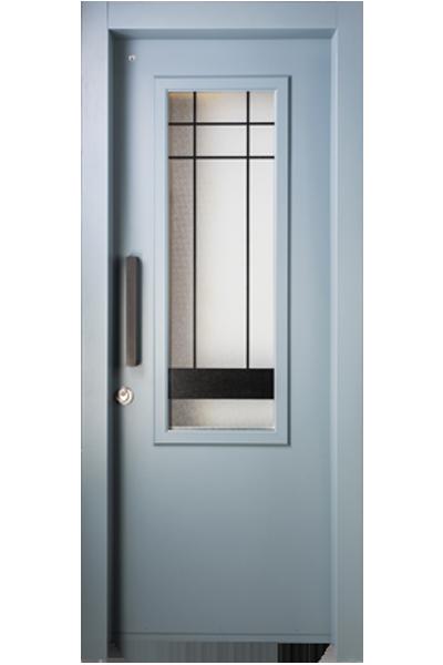 ענק דלת כניסה קארינה - דלתות כניסה רב-בריח CA-09
