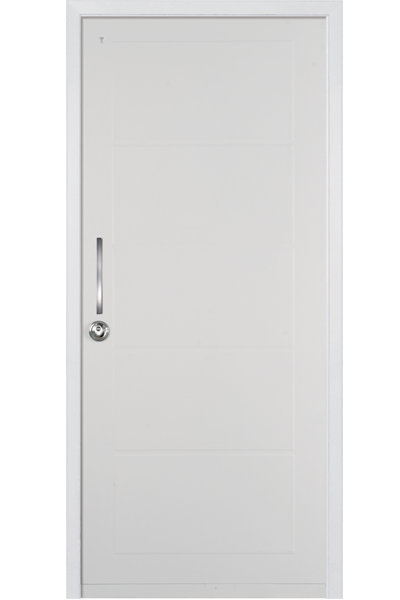 סנסציוני דלת פלדלת מדגם קווטרו - רב בריח NL-69