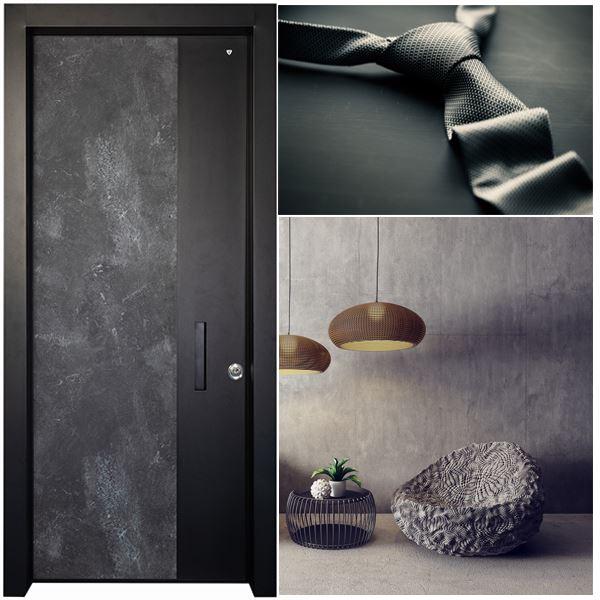 דלתות מעוצבות בסגנון אורבני