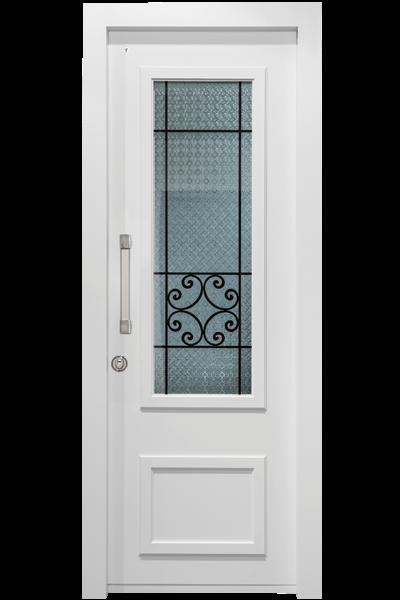 דלתות רב בריח עם זכוכית סבתא ופירזולים