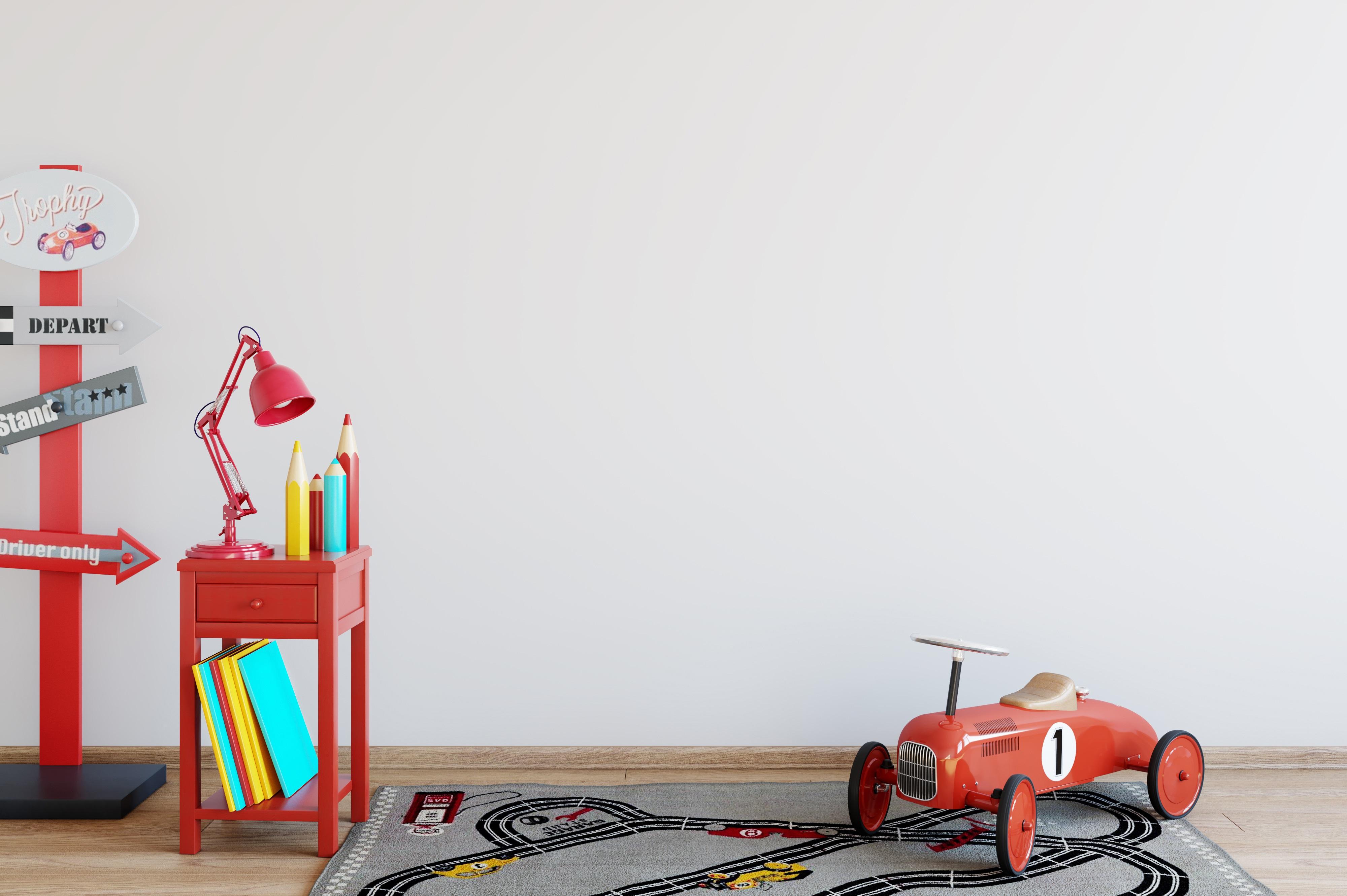 עיצוב ילדותי אינו בהכרח מצועצע – רב בריח