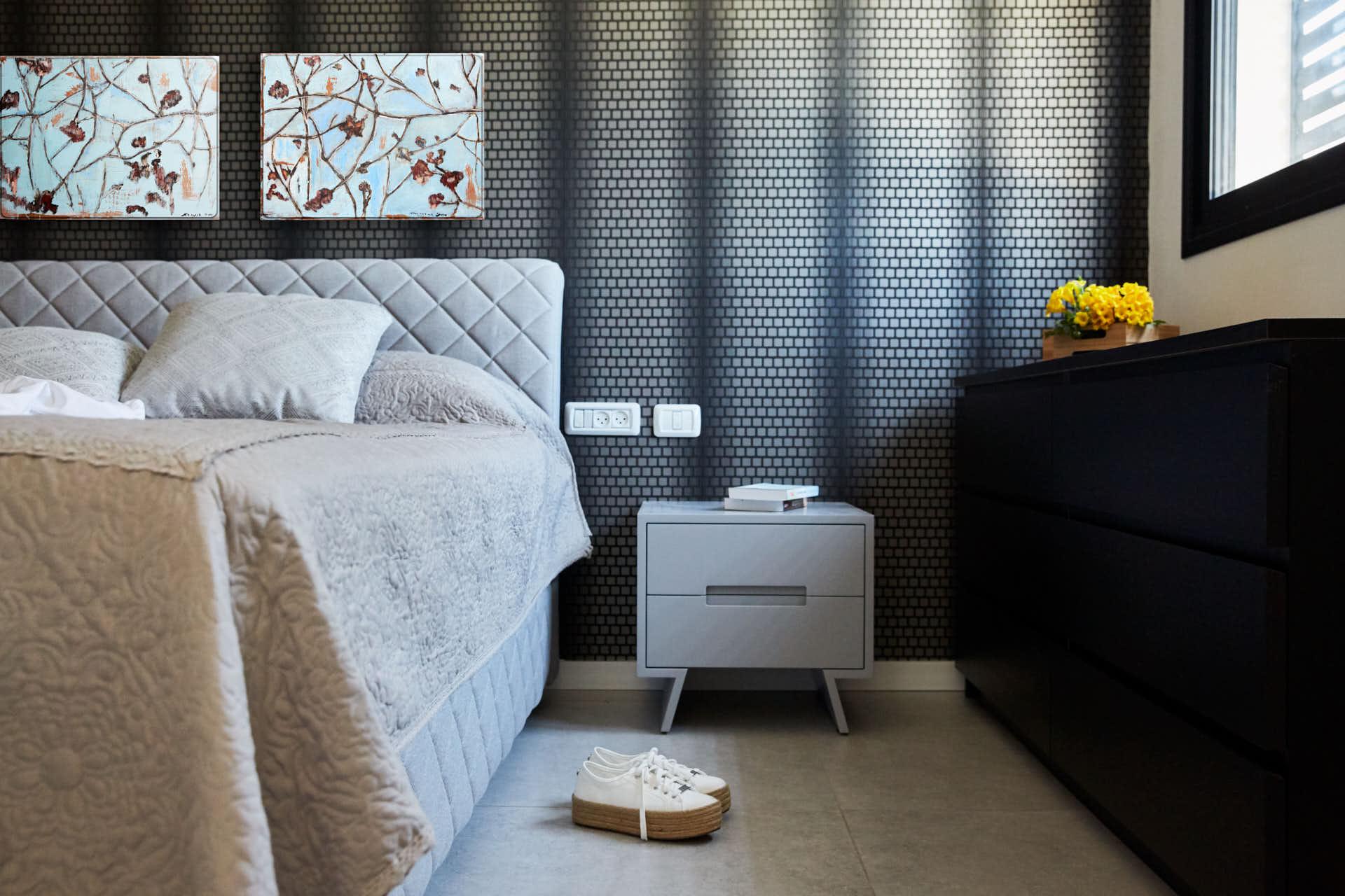 עיצוב חדר שינה ענבל חן – רב בריח