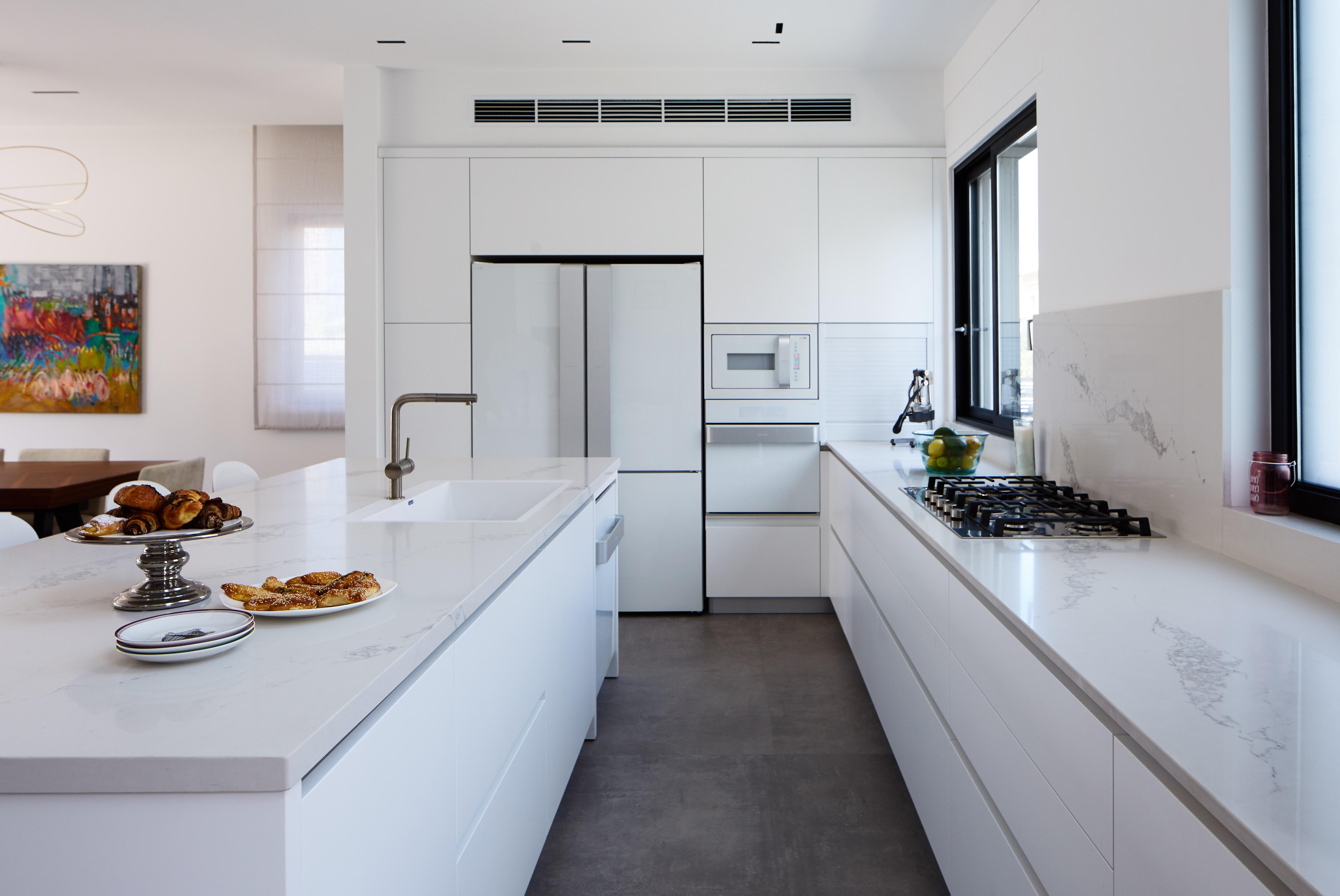 עיצוב המטבח – ענבל חן רב בריח